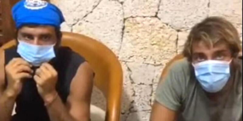 Survivor yarışmacıları Türkiye'ye dönüyor: 'Biz hep maskeyle mi dolaşacağız?'