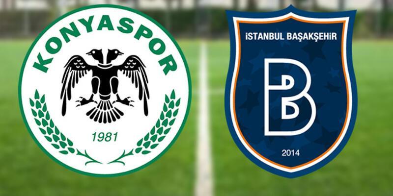 Konyaspor Başakşehir canlı yayın hangi kanalda, saat kaçta izlenecek?