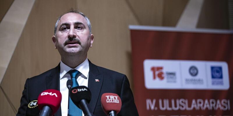 Son dakika... Adalet Bakanı Gül: 4 bin 130 sanığa ceza verildi