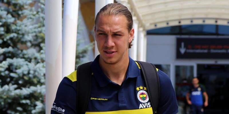 Son dakika... Michael Frey Fenerbahçe'ye döndü