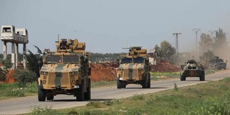 Son dakika... İdlib'de Türk - Rus devriye konvoyuna bombalı saldırı