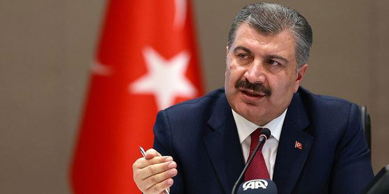 Sağlık Bakanı Koca'dan peş peşe kritik görüşmeler
