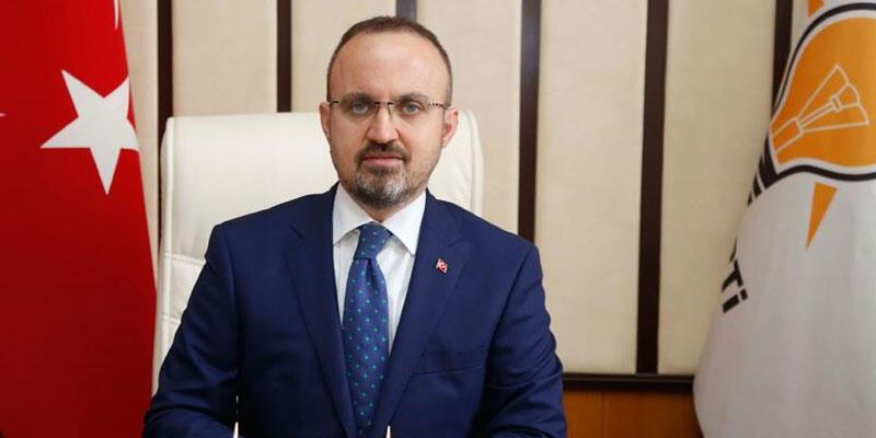 AK Parti'li Turan'dan Kılıçdaroğlu'nun sözlerine tepki