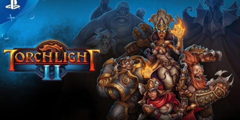 Torchlight II ücretsiz oldu