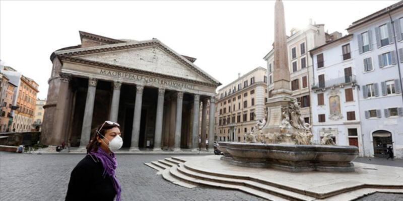 İtalya'da Kovid-19'dan ölenlerin sayısı 35 bine yaklaştı