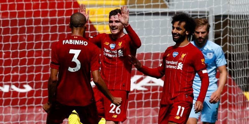 Liverpool kupasını 22 Temmuz'da alacak