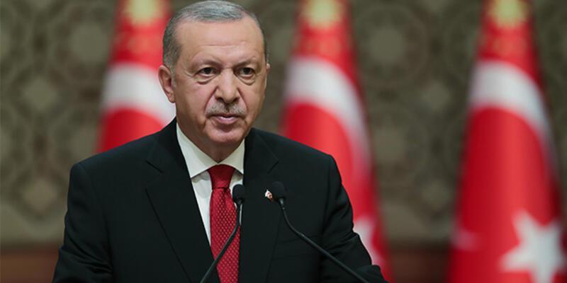 Son dakika haberi... Cumhurbaşkanı Erdoğan'dan 15 Temmuz mesajı: Ezanımızı susturamayacaklar, bayrağımızı indiremeyecekler