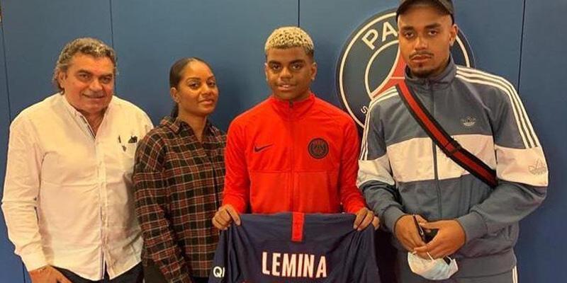 Noah Lemina PSG'ye 3 yıllık imza attı!