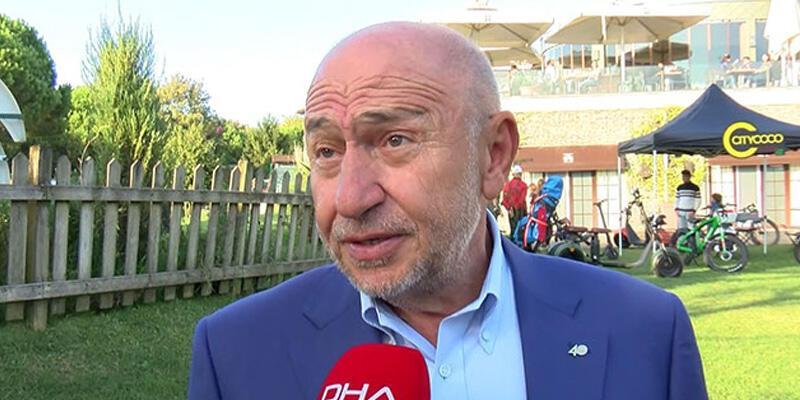 Nihat Özdemir: Pandemi döneminde futbol oynanmaz deniliyordu ama biz iyi oynadık