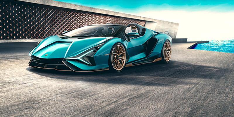 819 beygirlik Lamborghini'lerin hepsi satıldı