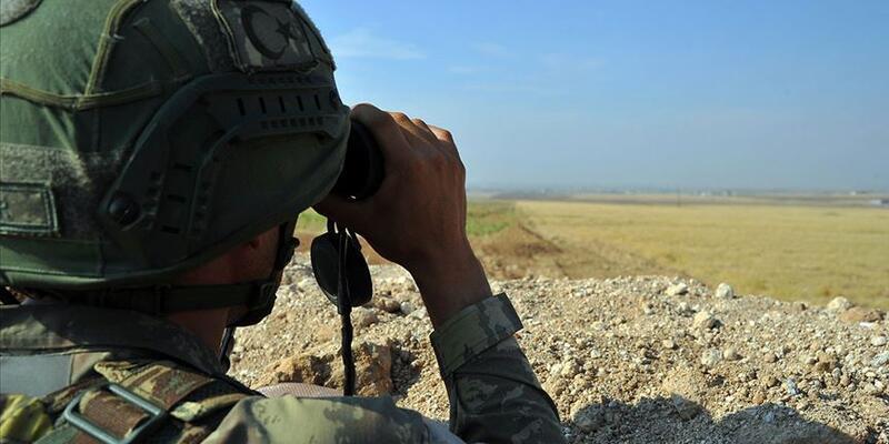 Zeytin Dalı bölgesinde 4 PKK/YPG'li terörist yakalandı