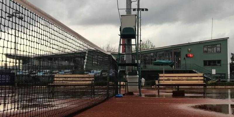 Ankara Tenis Kulübü'nde koronavirüs şoku