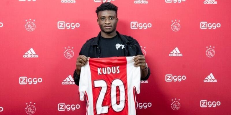 Ajax'tan 9 milyon euroluk transfer