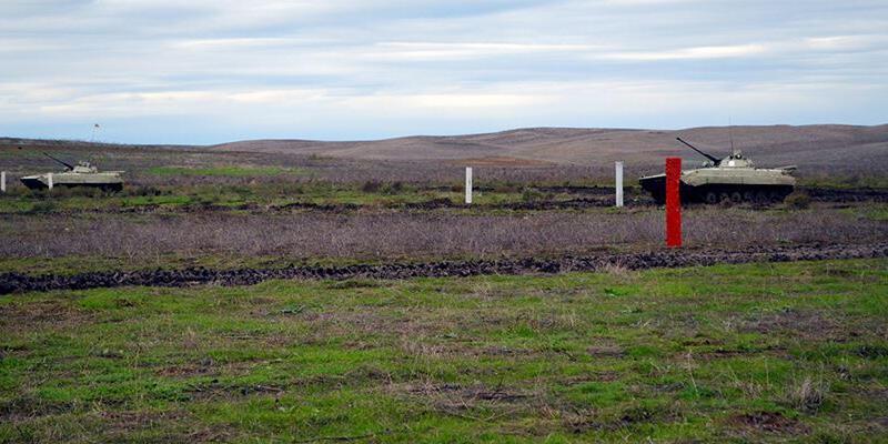 Azerbaycan-Ermenistan sınırında çatışma: 1 Azerbaycan askeri şehit oldu