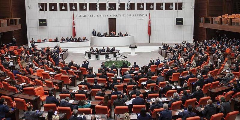 Son dakika haberi: TSK Kanunu Meclis'te kabul edildi