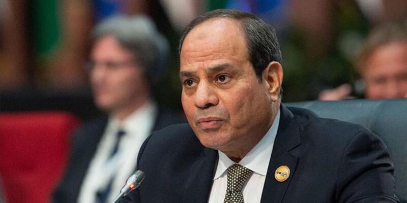 Libya'dan Sisi'ye tepki