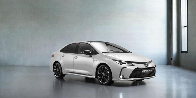 Corolla'ya GR Sport versiyonu eklendi