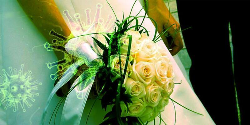 Düğün zehir oldu! 19 kişide korona tespit edildi