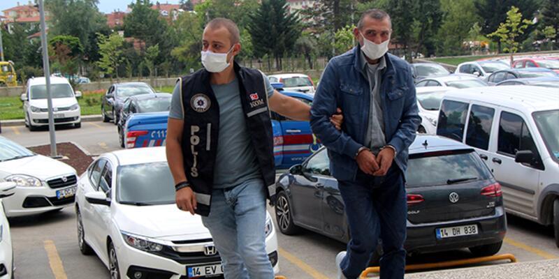 Gürcistan uyruklu uyuşturucu satıcısı tutuklandı