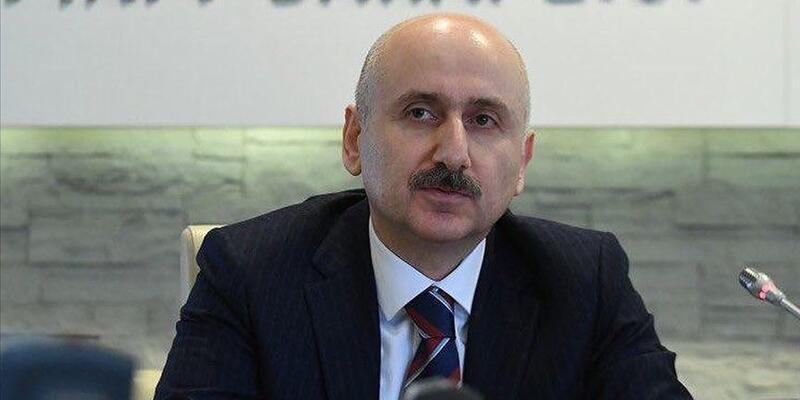 """Ulaştırma ve Altyapı Bakanı Karaismailoğlu'ndan """"Aydın-Denizli otoyolu"""" açıklaması"""