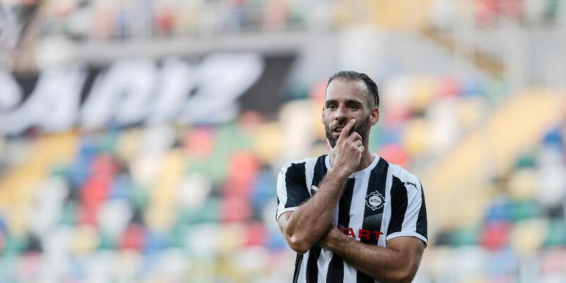 TFF 1. Lig'de Marco Paixao gol kralı oldu