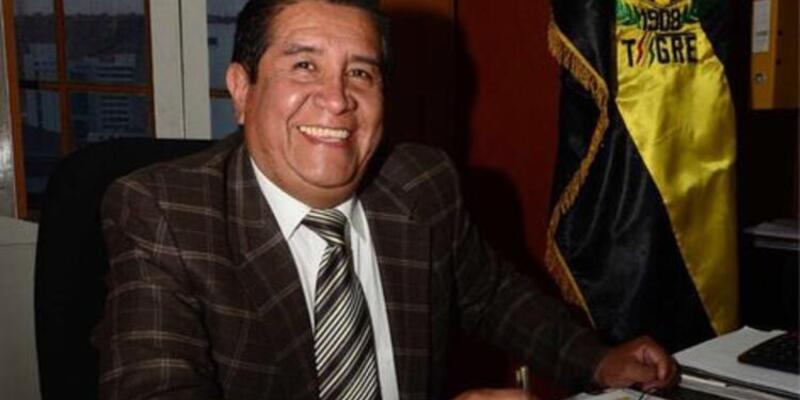 Bolivya Futbol Federasyonu Başkanı Cesar Salinas hayatını kaybetti