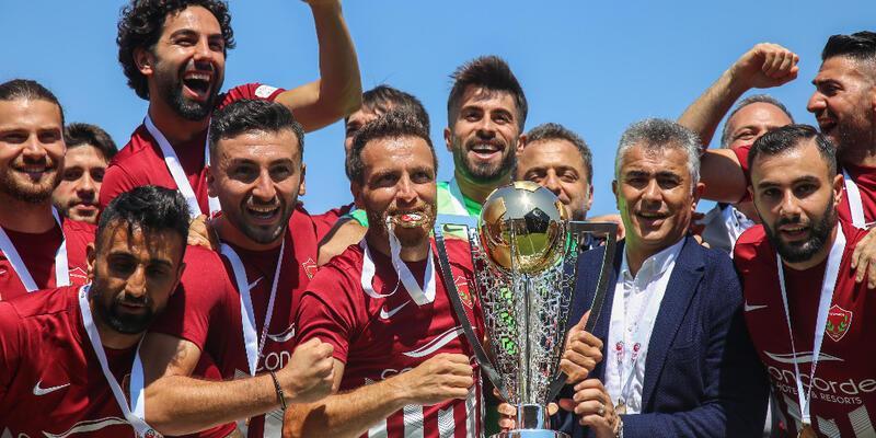Hatayspor'dan Mehmet Altıparmak kararı