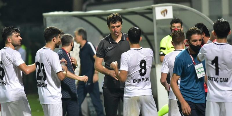 Manisa FK 3-0 İnegölspor MAÇ ÖZETİ