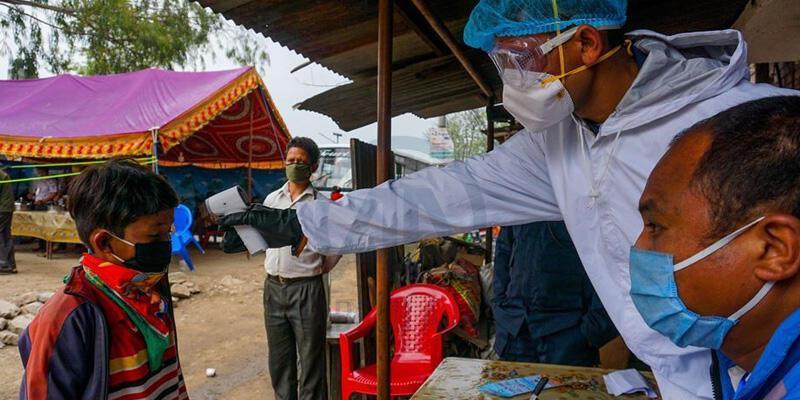 Nepal'de sokağa çıkma yasağı kaldırıldı
