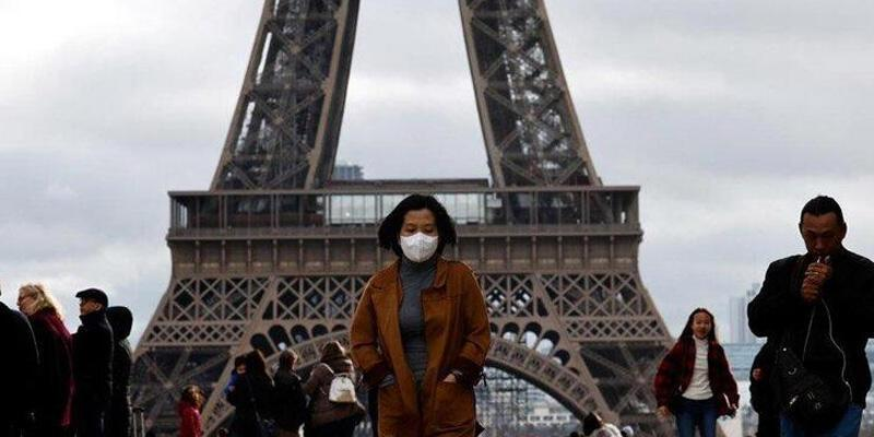 Fransa'da Kovid-19 nedeniyle ölenlerin sayısı 30 bin 165 olarak güncellendi