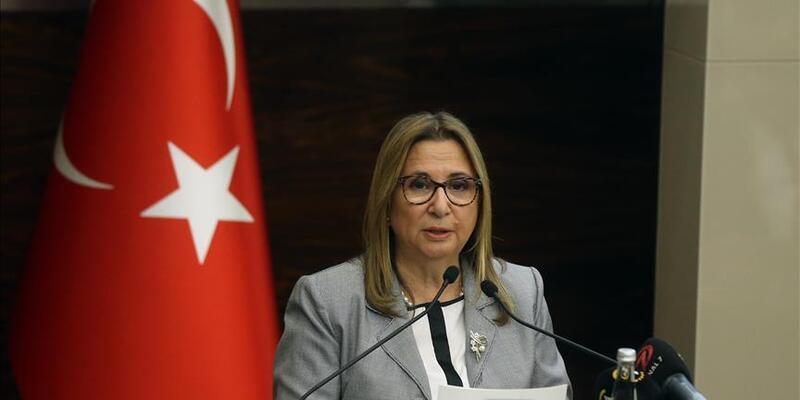 Son dakika... Bakan Pekcan: Türkiye dinamizmiyle yoluna devam edecek