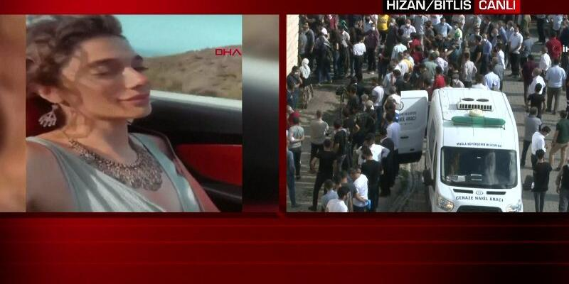 Son dakika... Pınar Gültekin son yolculuğuna uğurlandı | Video