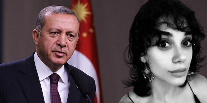 Son dakika... Cumhurbaşkanı Erdoğan'dan Pınar Gültekin paylaşımı