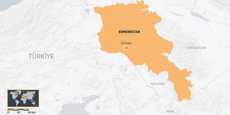 Ermenistan'dan Türkiye açıklaması: Endişeliyiz