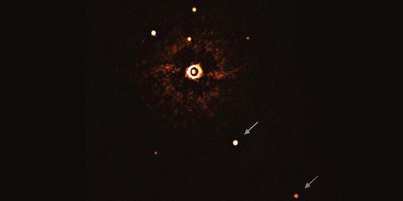 17 milyon yaşında! İlk kez teleskopla gözlendi