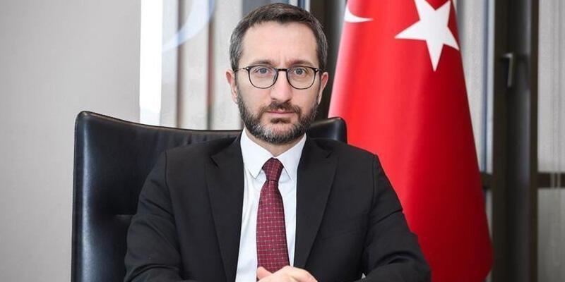 İletişim Başkanı Altun: Bu coğrafyada Türkiye'ye rağmen elde edilecek hiçbir kazanım yoktur