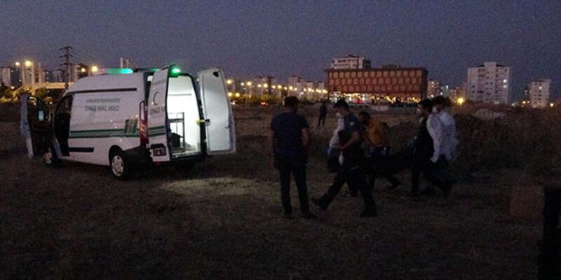 Diyarbakır'da şüpheli ölüm! Boş arazide cesedi bulundu
