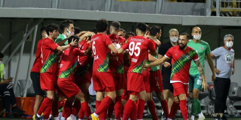 Karşıyaka-Turgutluspor finali oynanacak