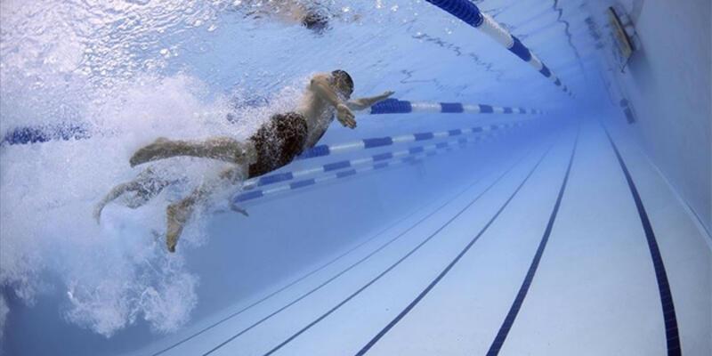 'Yüzmenin iştah açtığı' kanıtlandı!