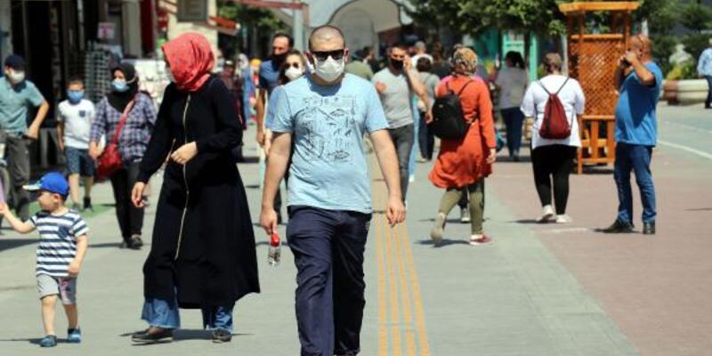 802 kişiye 721 bin 800 lira maske cezası