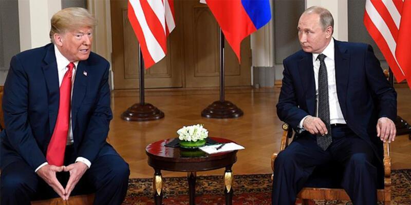 Son dakika haberi... Putin ve Trump telefonda görüştü