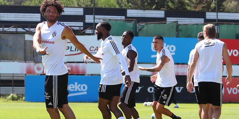 Son dakika... Beşiktaş'ın Gençlerbirliği kamp kadrosu belli oldu