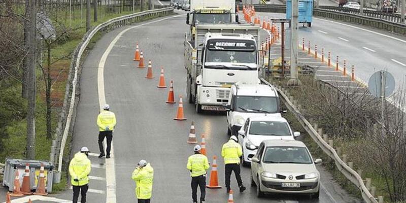 İstanbul'da kapatılan yollar yeniden açıldı