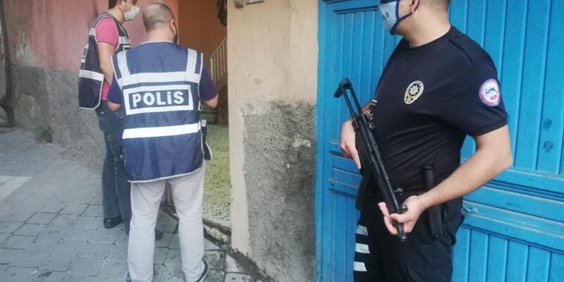 İl genelinde geniş çaplı operasyon: 40 tutuklama