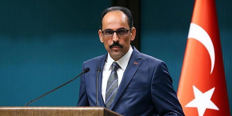 Cumhurbaşkanlığı Sözcüsü Kalın'dan Ayasofya-i Kebir Camii'nin ibadete açılmasıyla ilgili açıklama