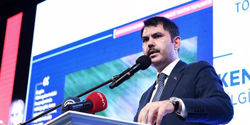 Bakan Kurum açıkladı: 1 milyon 350 bin konutun dönüşümünü tamamladık