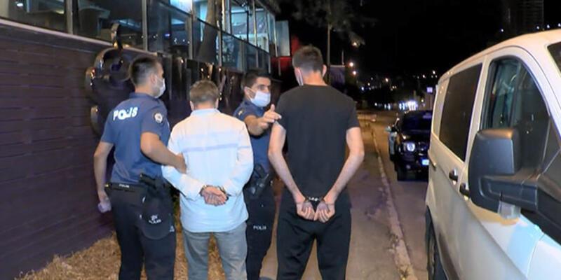 İstanbul'da polise silahlı saldırı: 10 gözaltı