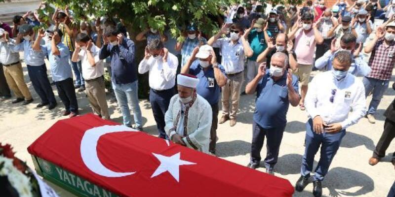 90 yaşındaki Kore Gazisi toprağa verildi