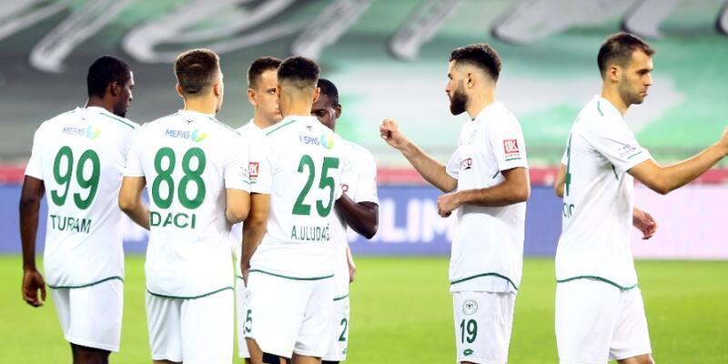 Alanyaspor Galatasaray'ı geçti