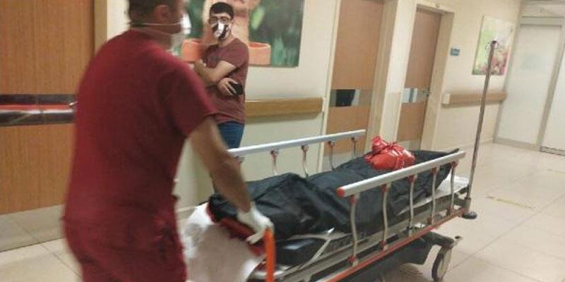 Karşıdan karşıya geçmeye çalışırken otomobil çarptı, hayatını kaybetti